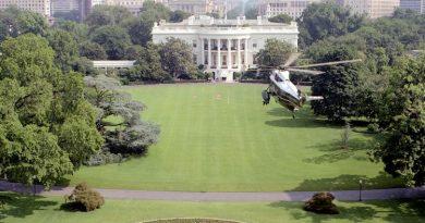 O que sabes sobre a Casa Branca?