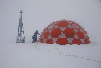 Ice memory: uma biblioteca mundial de gelo glaciar