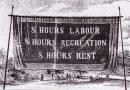 Por que é que 1 de Maio é o Dia do Trabalhador?