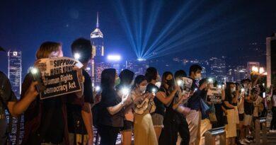 Protestos a favor de um regime democrático em Hong Kong | Foto: Studio Incendo/Creative Commons